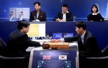 What?AlphaGo输给李世石竟是故意的