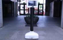 用意念控制机器人,行动不便者在家即可看尽天下