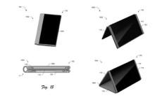 微软新专利曝光,Surface Phone将是可折叠的智能手机