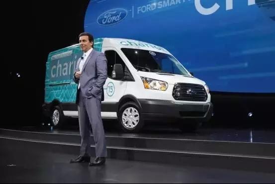 福特十亿美元投资自动驾驶初创公司,只为增加行业内话语权
