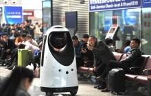 "NBA推VR版""名人堂"";高铁站机器人巡警已上线"