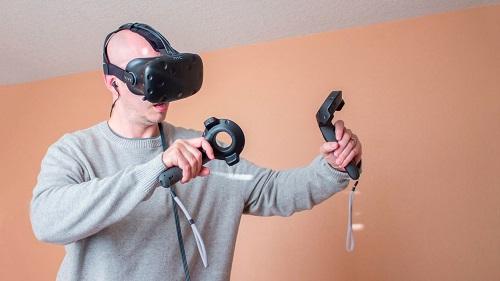 多人制大场景将是VR游戏的未来,而瑞立视已经Ready