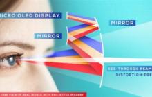 Immy推出一款零畸变的AR眼镜,甩开微软HoloLens几条街