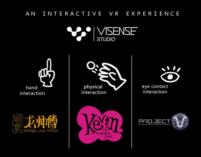 Visense Studio冯樑杰:游戏基因的VR视频,最好的表现是真人实拍交互