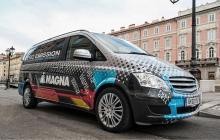 厉害了,麦格纳!研发出可以一边开车一边充电的新能源汽车