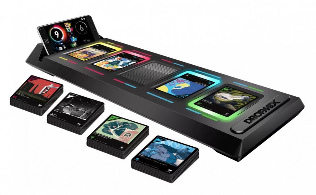Harmonix推出了一款智能NFC桌游,让玩家一起创建出新颖的音乐节拍