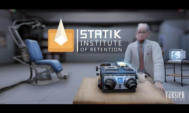PSVR平台解谜游戏《Statik》将于4月24日正式发售