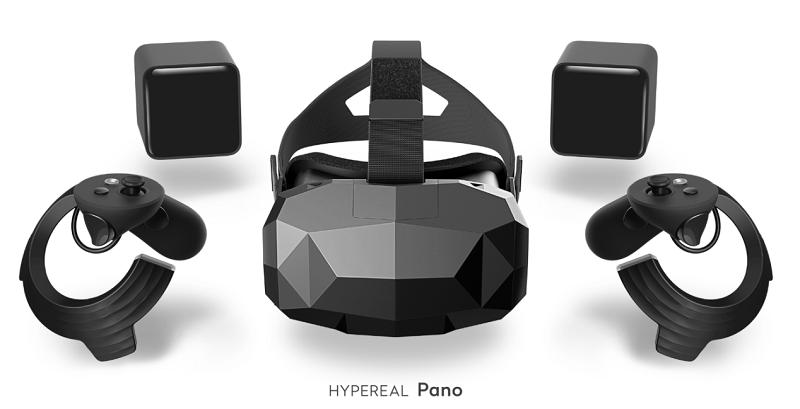 HYPEREAL黄柴铭:对标Oculus,我们靠实力说话