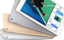 9.7英寸版iPad亮相,但传闻中的10.7英寸iPad Pro并未出现