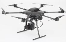 传统相机厂商看好上空领地,佳能推防灾工业级无人机
