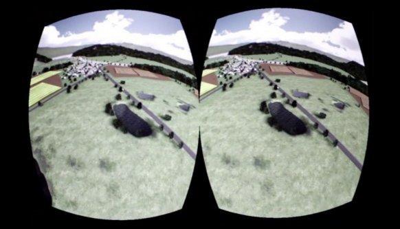 圆你鸟人梦,全身VR模拟飞行器Birdly带你飞