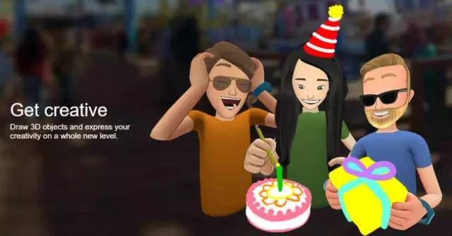 Facebook哭晕在厕所,调查显示用VR体验社交的用户仅为19%