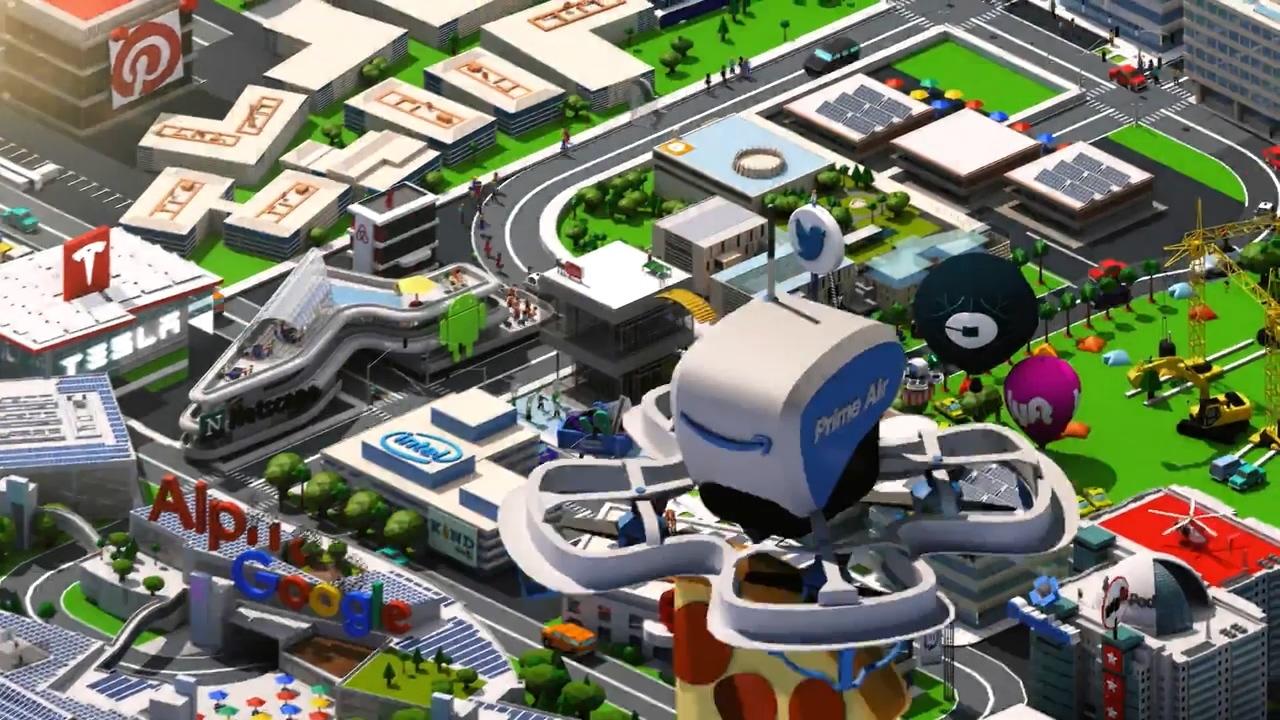 从《硅谷》第四季片头看硅谷科技巨头的厮杀和演变史