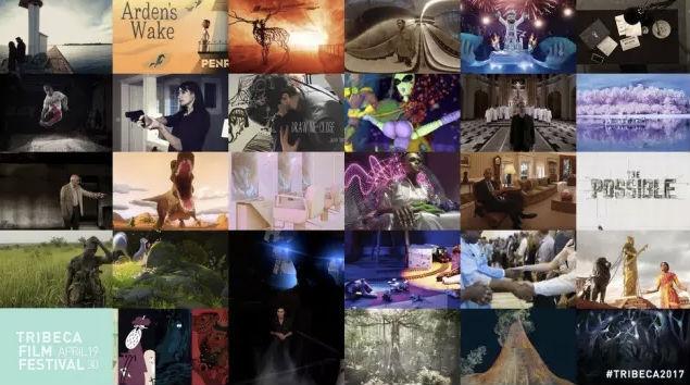 翠贝卡VR 2017:把故事交到观众的手里
