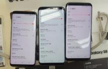三星称红屏不是质量问题,有望靠S8大幅提高其智能手机销售业绩