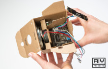 谷歌发布首款开源AI硬件产品Voice Kit,将于近期开售