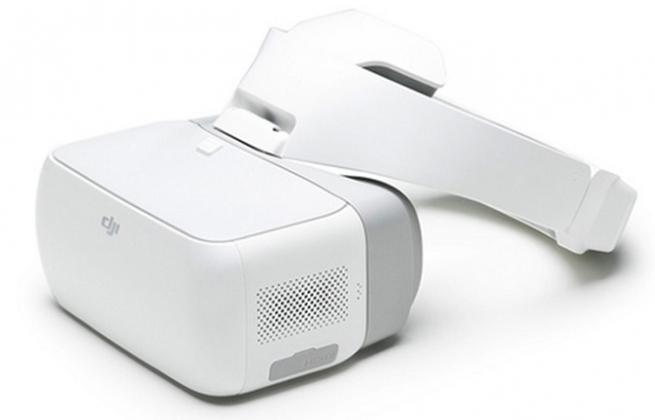 终于等到你,大疆VR飞行眼镜将于月底开售
