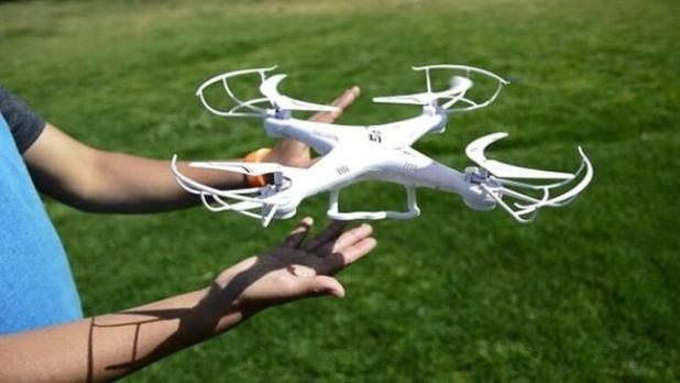 100%手势操作无人机问世;数据显示67%用户对社交VR感兴趣