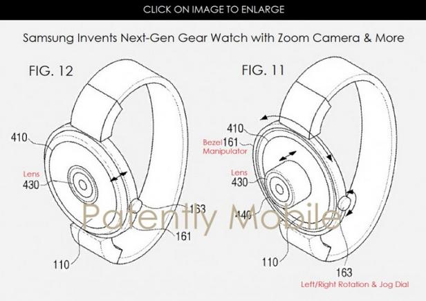 三星专利曝光,为可穿戴设备上配置两块显示屏