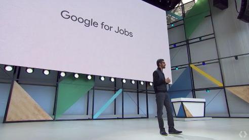 谷歌开发Google for jobs应用,为用户解决找工作难题