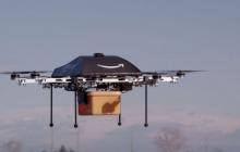 亚马逊在巴黎推出无人机送货服务;马斯克用VR训练机器人模仿人类