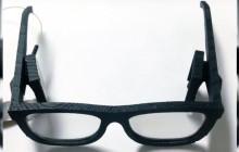 微软展示AR眼镜原型,酷似普通黑框眼镜