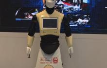 """迪拜迎来第一个""""警察机器人"""",警察这是要失业的节奏?"""