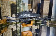 亚马逊无人机获得新专利;腾讯、戴尔等联合创立ICVR