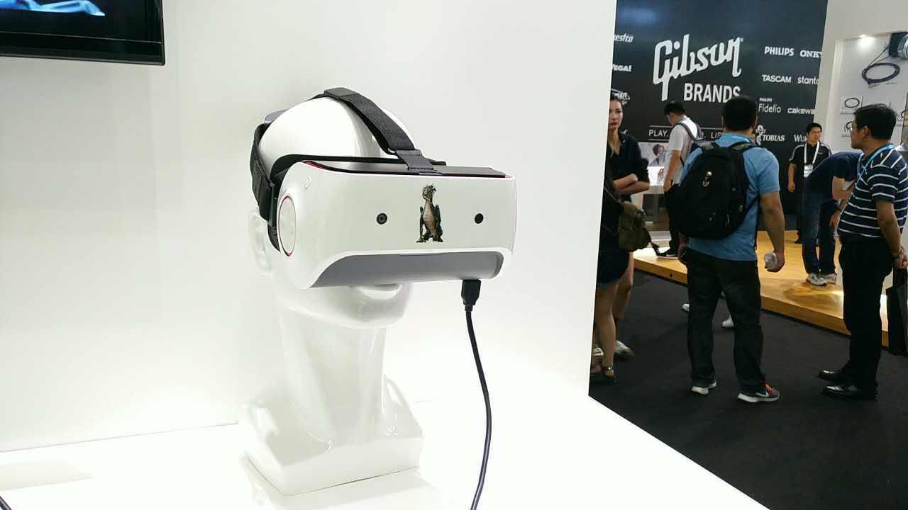 CES Asia专题|VR。AR硬件一箩筐,迭代升级亮点不多