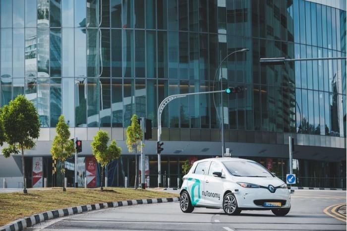 趁Uber无人驾驶发展受挫,老对手Lyft要推出自动驾驶车辆