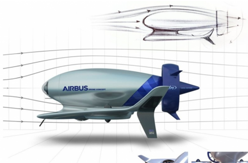这款萌到吐血的医疗无人机,速度惊人且支持空气动力充电