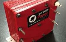 为加强水下潜航器续航能力,国外极客用海水作动力