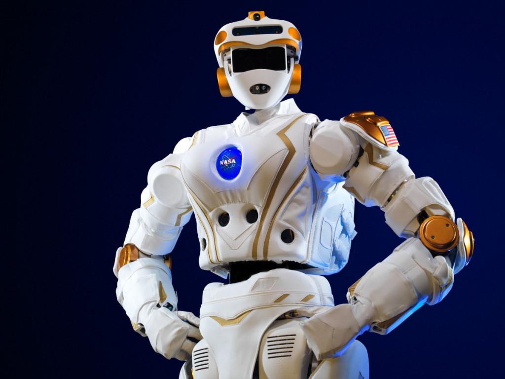 NASA升级新型机器人Valkyrie,或将代替人类探索太空