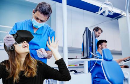 如何减轻拔牙的疼痛?研究人员建议用VR观看沿海场景