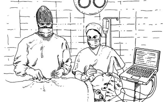 当黑客入侵手术医疗器械,医生们要何去何从?
