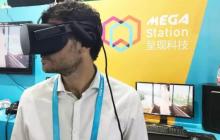 精彩回顾:呈现科技首次亮相CES Asia 2017,VR内容竟可以这样玩