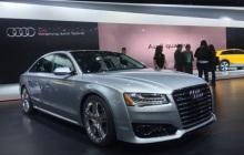 奥迪即将发布新款A8,将搭载Level 3级别自动驾驶技术