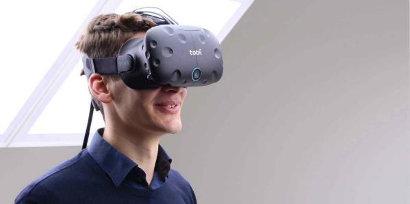 将眼动追踪加入Vive头显,Tobii Pro推出VR研究工具