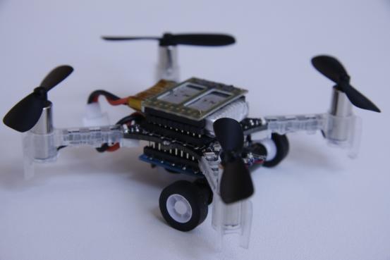 "MIT研制出空陆自动切换型无人机技术,构想多年的""飞行车""或将实"