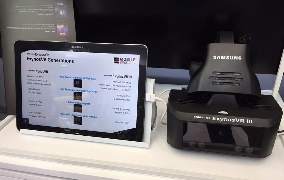 三星在研发VR一体机?眼动追踪公司曝出原型机