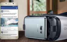 小扎再布局VR社交,Gear VR用户很快可以登陆Facebook