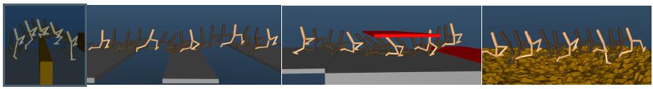 看Deepmind机器人尬舞,边玩边学人工智能