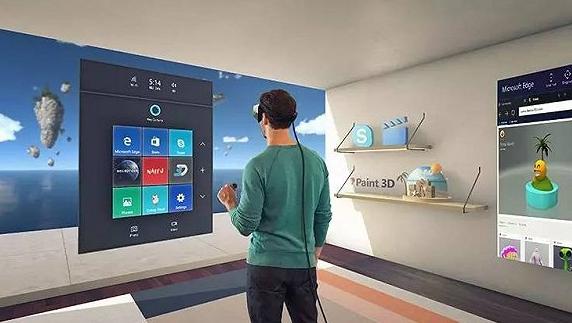 微软之意不在Xbox,而在于将VR AR引入Win 10
