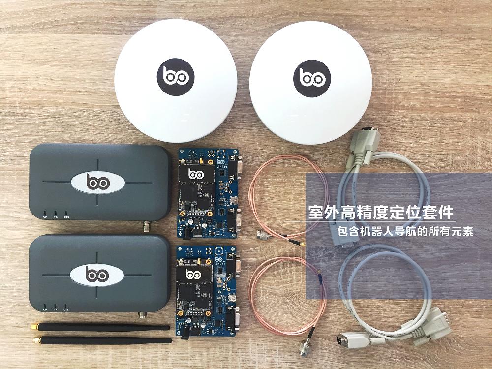 邦鼓思张伟:将传感器和导航定位结合,做高精度定位模块