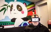 """熊猫VR主题乐园来袭,国宝的""""卖萌""""事业要全球化"""