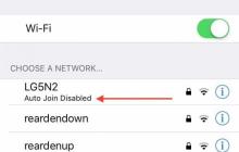 一切为了安全,苹果iOS 11将自动忽略不可靠的WiFi信号源