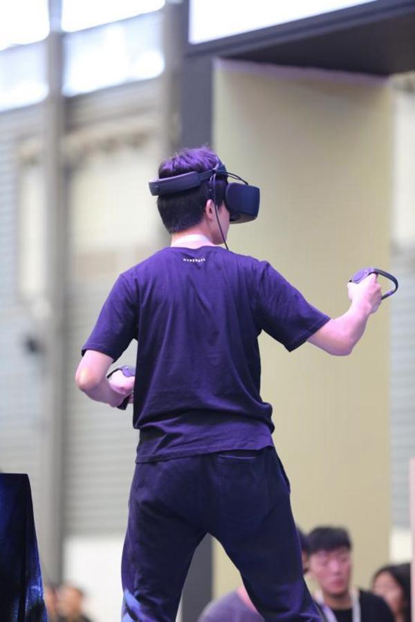 直击VR用户痛点,HYPEREAL ChinaJoy再推全新解决方案