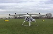 自动驾驶大型载人无人机Volocopter,年底登陆迪拜试运营