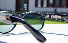 太阳能电池技术新突破,眼镜也能当充电器