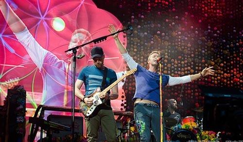 三星牵手Live Nation,推出Coldplay VR音乐会直播